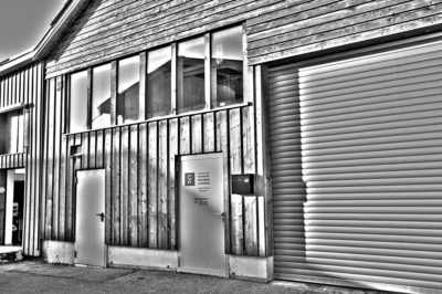 Firmengebäude CKT Karosserietechnik